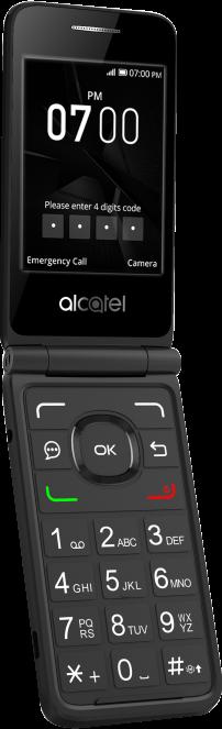 ALCATEL Go Flip Unlock Code