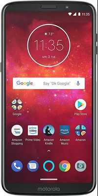 Unlock Sprint Motorola Moto Z3 Play