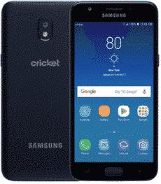 unlock Samsung Galaxy Amp Prime 3